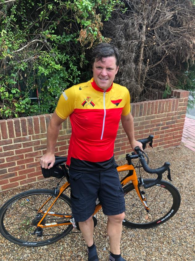 Jim's Ride London 2019