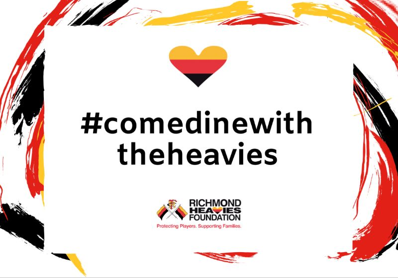 Come Dine With The Heavies 2020