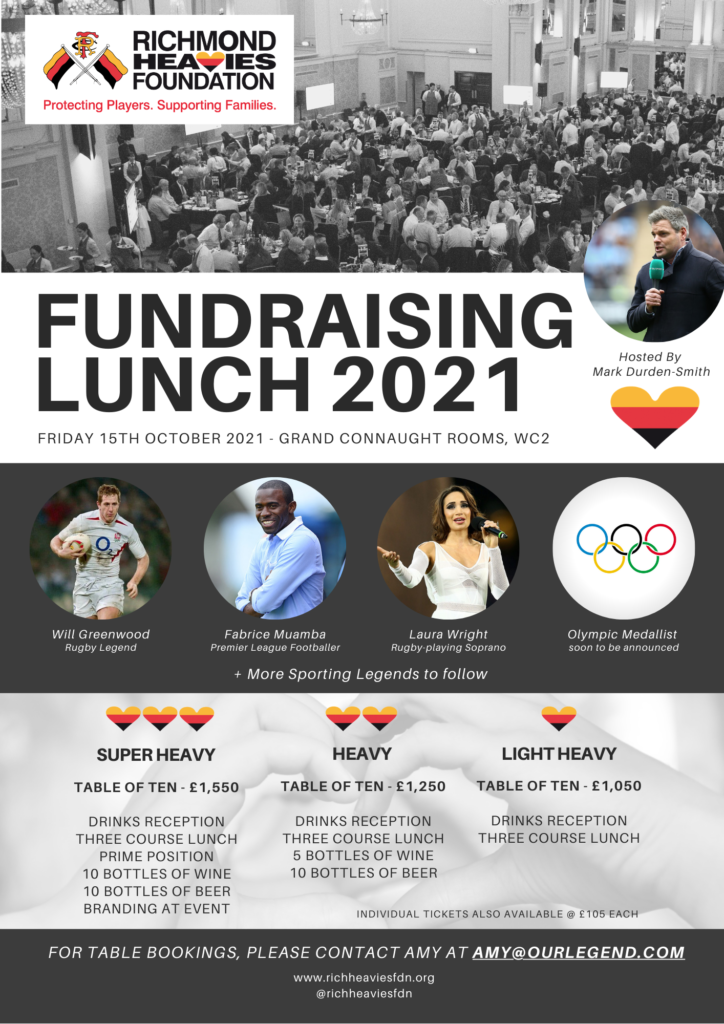 Fundraising Lunch 2021